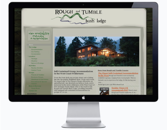 Rough and Tumble Bush Lodge