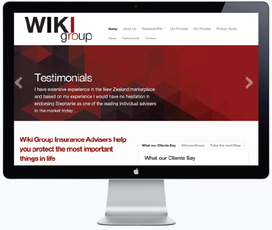 Wiki-group-pages