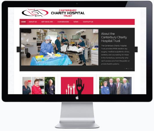Canterbury Chairty Hospital Trust