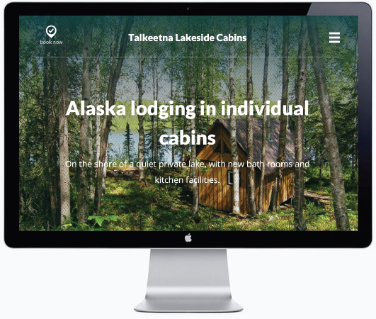 TALKEETNA LAKESIDE CABINS